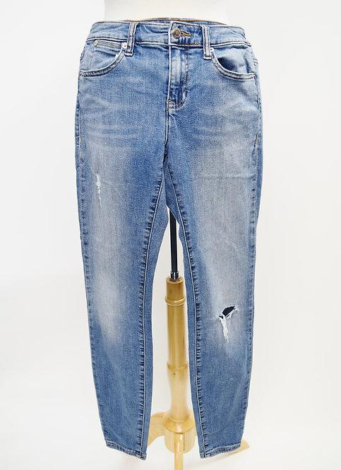 Henry & Belle Light Wash Skinny Jeans Size 27