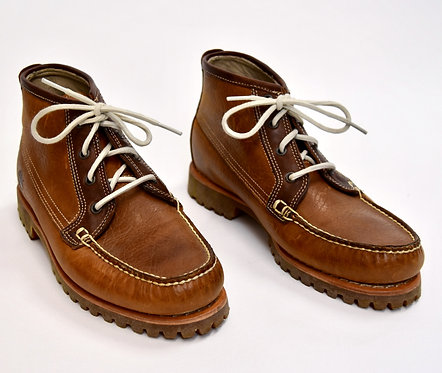 Timberland Brown Leather Boots Size 9