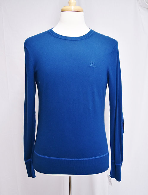 Burberry Royal Blue Sweater Size Small