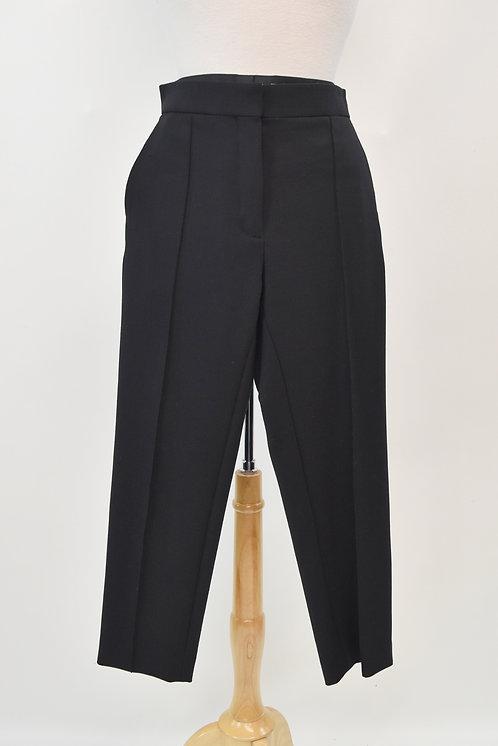 IRO Black Tapered Leg Pants Size Small (6)