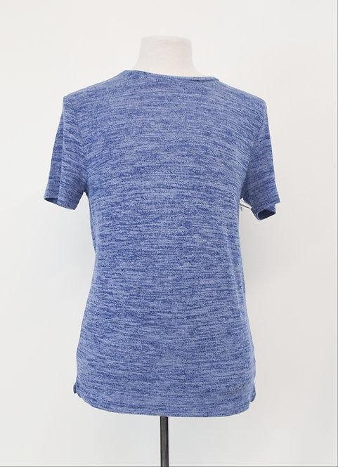 Barney's New York Blue T-Shirt Size XS