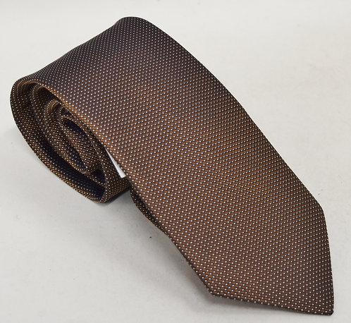 Eton Brown Silk Tie