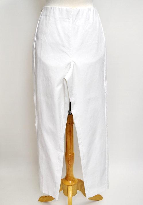 Rag & Bone White Slim Pants Size 8