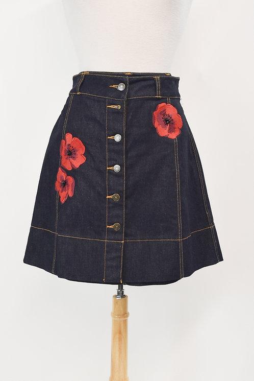 Kate Spade Denim Skirt Size Medium (10)