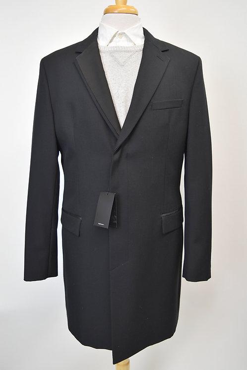 Hugo Boss Black Over Coat Size 44R