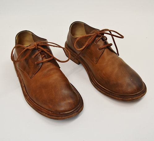 Marsell Tan Leather Shoes Size 8.5