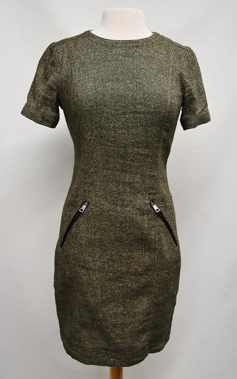 Burberry Brit Green Dress Size 6
