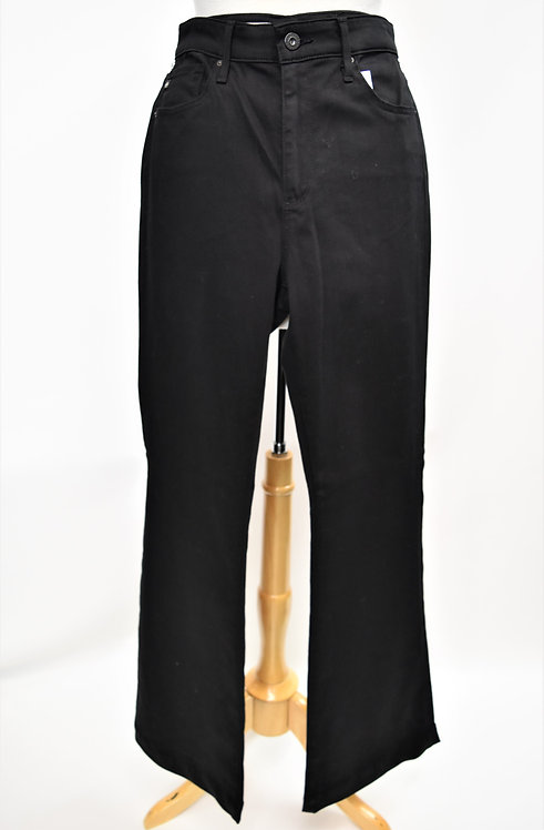 Adriano Goldschmied Black Flare Pants Size 29