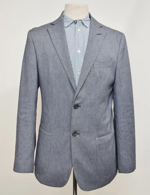 Hardy Amies Light Blue Blazer Size 40L