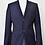 Thumbnail: Alexander McQueen Navy Blazer Size 40R