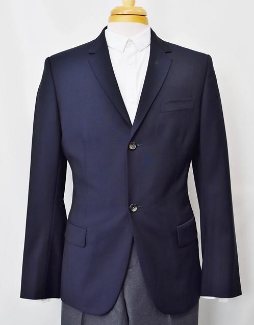 Alexander McQueen Navy Blazer Size 40R