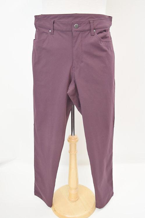 Lululemon Burgundy Pants Size 34