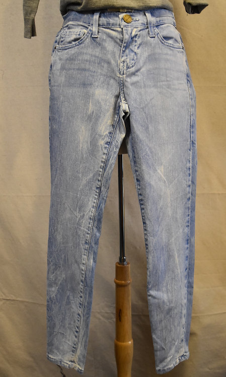 Current Elliott Light Wash Stletto Jeans Size 26