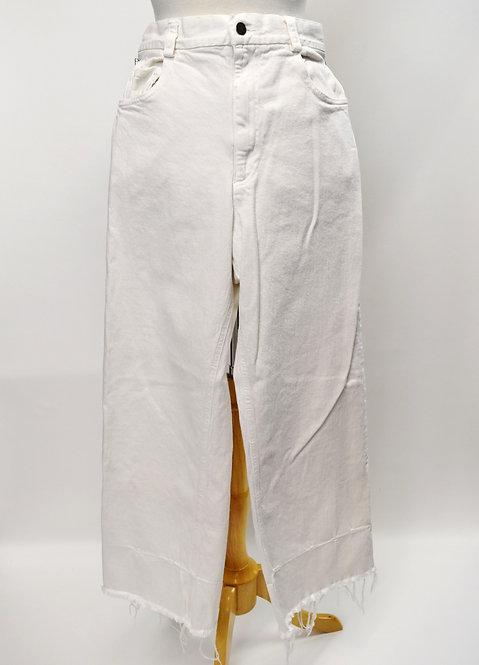 Rachel Comey White Wide Leg Jeans Size 6
