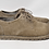 Thumbnail: Marsell Tan Suede Classic Derby Shoes Size 11 (44)