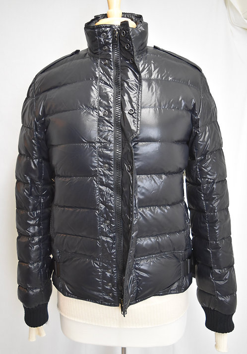 Dior Black Puffer Coat Size Small (46)