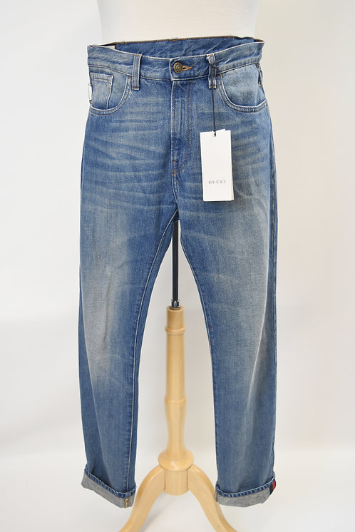 Gucci Light Wash Slim Jeans Size 31
