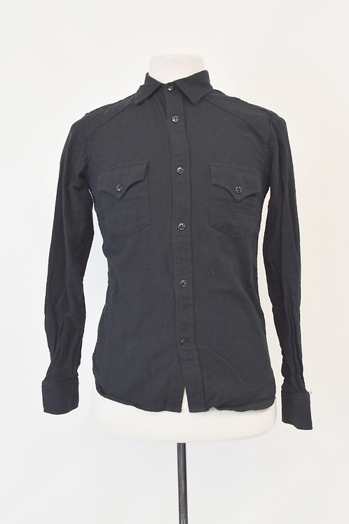 RGT Rogue Territory Black Shirt Size Small