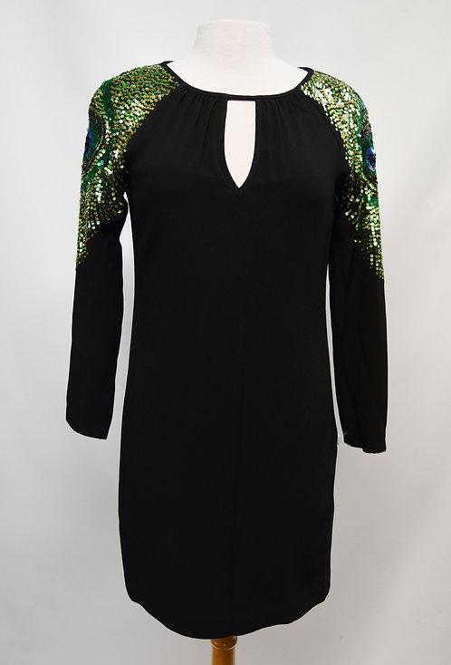 Trina Turk Black Dress Size XS