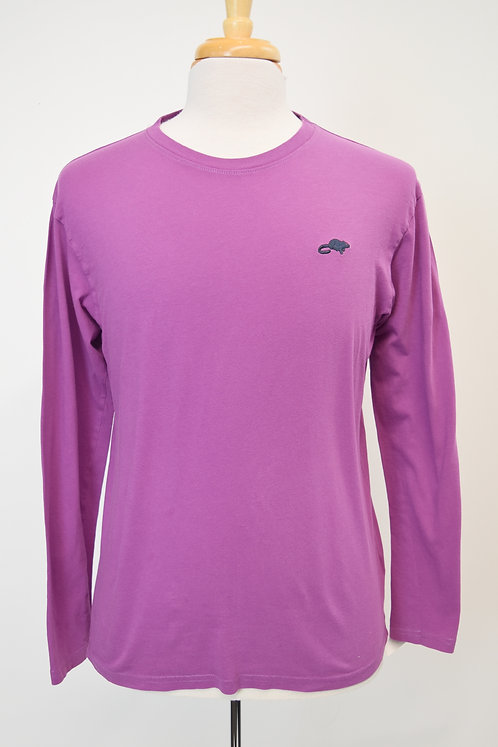 Marc Jacobs Purple Long Sleeve Shirt Size Large