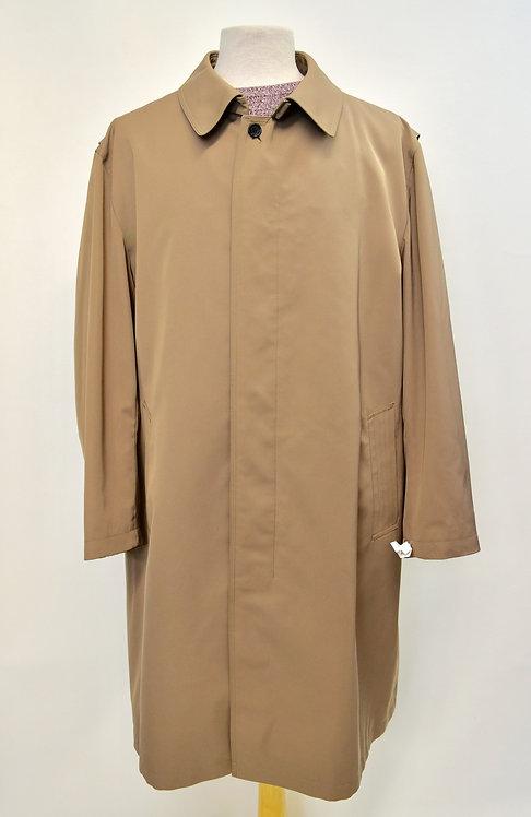 Sanyo Tan Overcoat Size XL