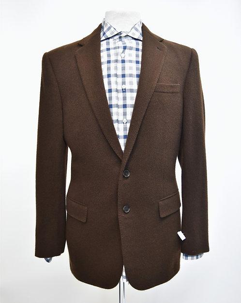Ralph Lauren Brown Wool & Cashmere Blazer Size 40R