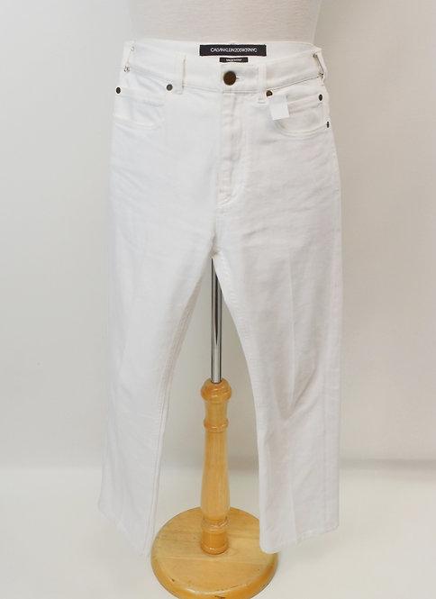 Calvin Klein 205W39NYC White Slim Jeans Size 29