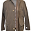 Thumbnail: Loro Piana Dark Brown Jacket Size XXL
