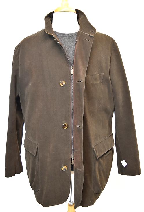 Loro Piana Dark Brown Jacket Size XXL