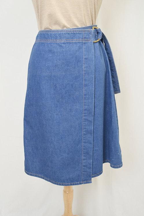 M.i.h Jeans Denim Skirt Size Medium (8)