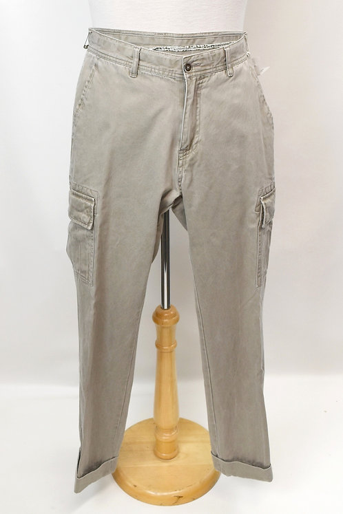 SuitSupply Gray Pants Size 32