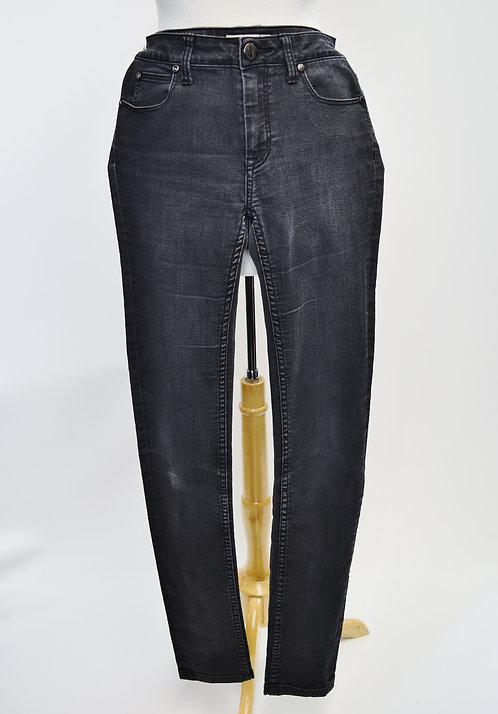 Burberry Black Denim Skinny Jeans Size 29