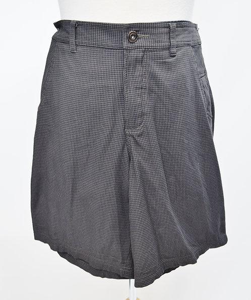 Lululemon Gray Print Shorts Size 32