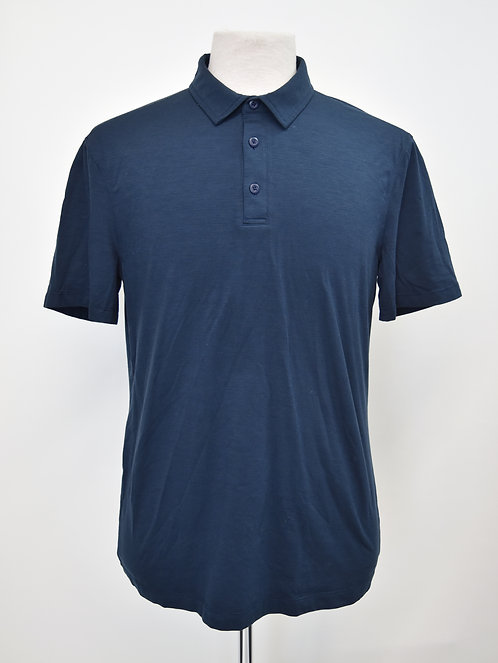 Lululemon Navy Polo Size Large