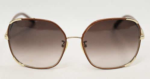 "Chloe Brown ""Marchon"" Sunglasses"