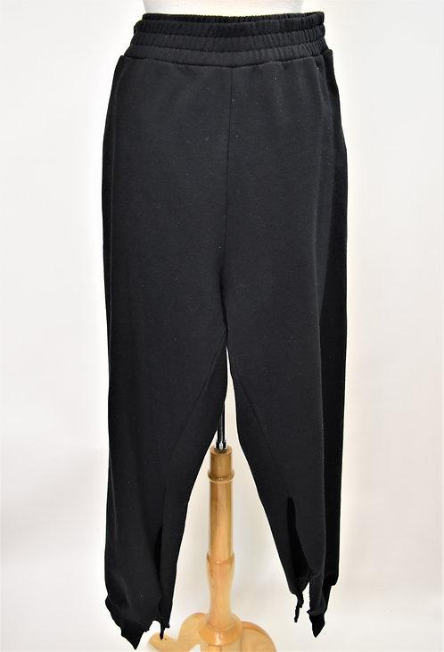 MM6 Maison Margiela Black Sweatpants Size XL
