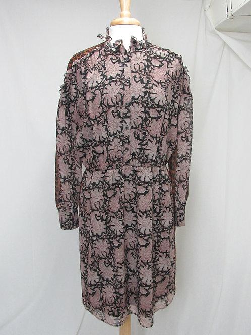 Antik Batik Dual Print Dress Size Medium (10)