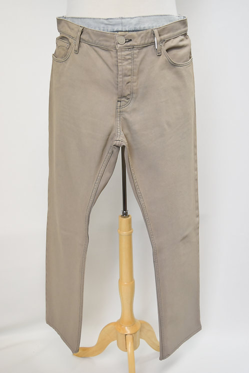 Burberry Brit Beige Coated Slim Jeans Size 36