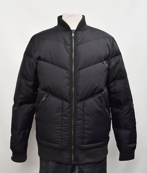 Penfield Black Puffer Coat Size Large