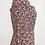 Thumbnail: Maje Black Floral Top Size XS