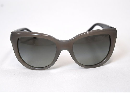 Tory Burch Gray Cat Eye Sunglasses