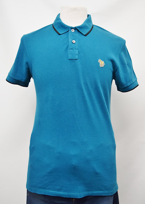 Paul Smith Teal Polo Size Small