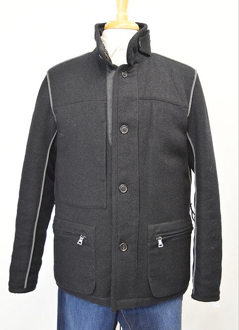 Prada Reversible Black Coat Size Large
