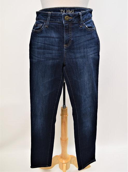 DL1961 Florence Medium Wash Skinny Jeans Size 26