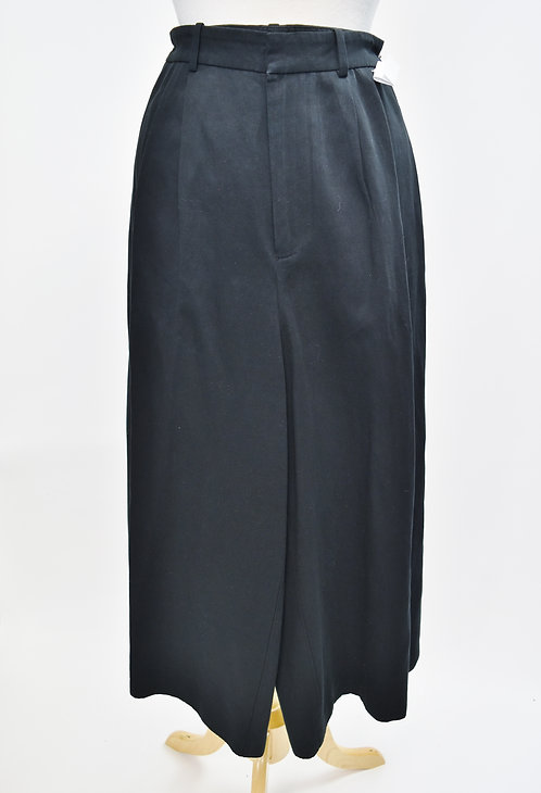 CO Black Wide Leg Pants Size Medium