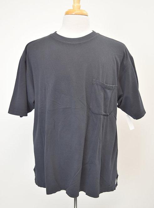 Ermenegildo Zegna Black T-Shirt Size XL