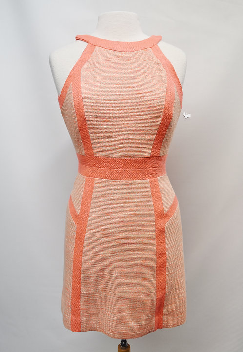 Milly Pink Halter Dress Size 2