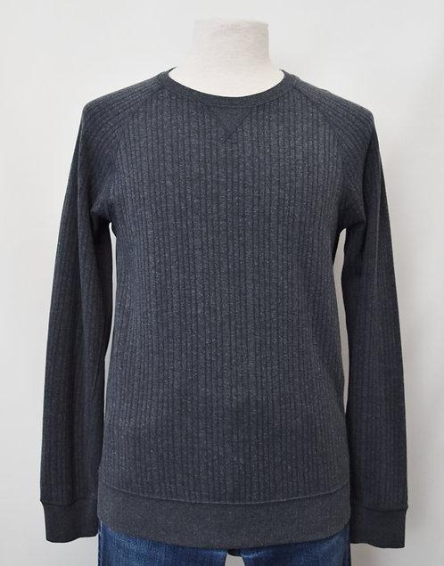 Billy Reid Gray Knit Shirt Size Medium