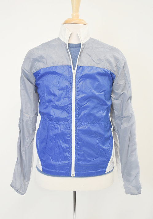 Marc Jacobs Blue & White Windbreaker Size Medium