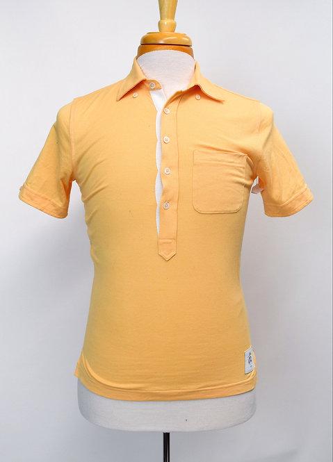 Brooks Brothers Black Fleece Orange Polo Size XS/Small